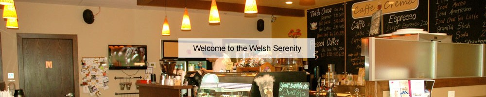 Welcome to the Welsh Serenity