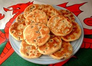 Enjoy the finest home made Welsh Cakes at the Serenity